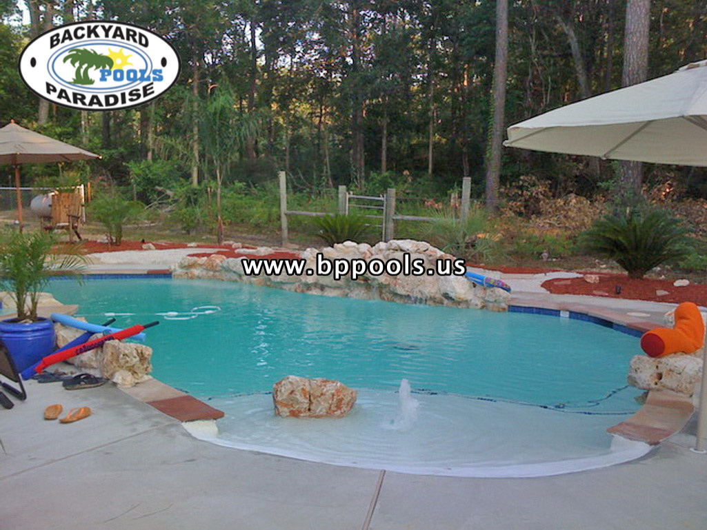 houston pool builders 1 backyards paradise pools