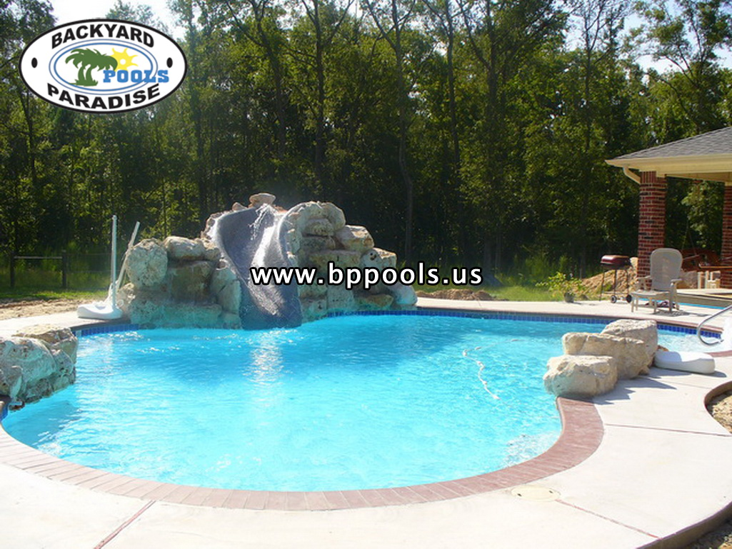 houston pool builders 1 backyards paradise pools